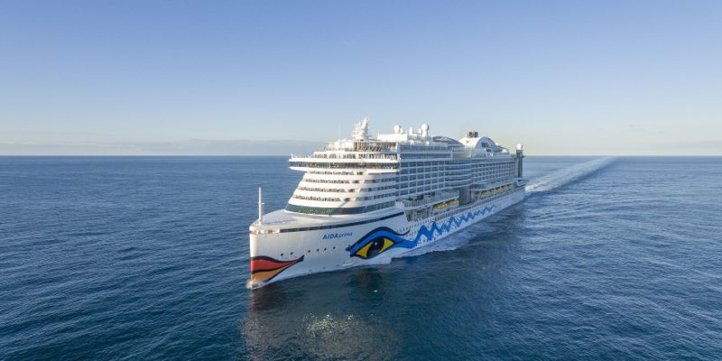 AIDA Prima /Quelle: AIDA Cruises
