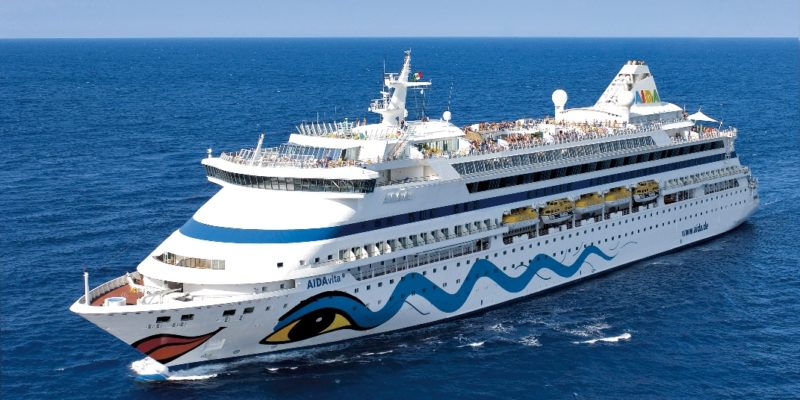 AIDA Vita /Quelle: AIDA Cruises